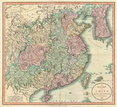 1801_cary_map_of_china_and_korea_-_geographicus_-_china-cary-1801