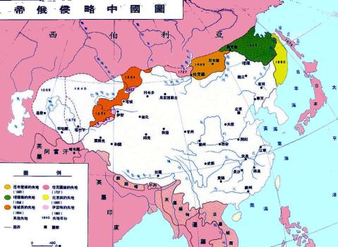 china-history-map-lost-territories-qing-ching-manchu