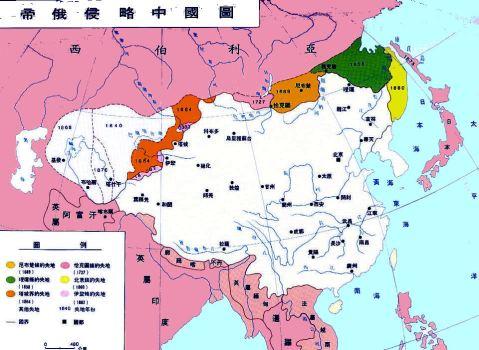 china-history-map-lost-territories-qing-ching-manchu